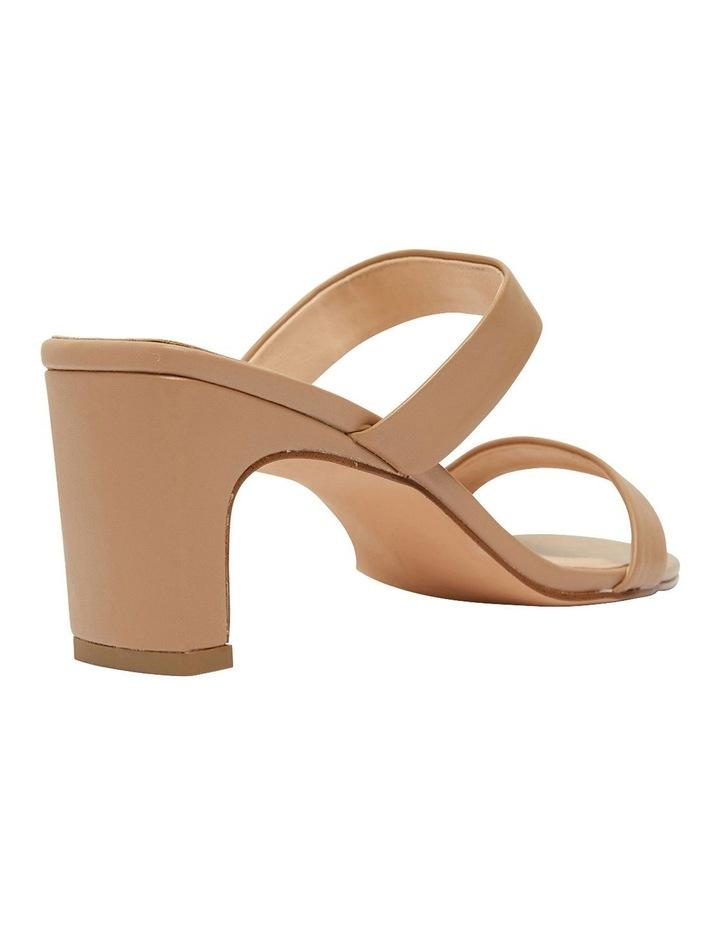 Hepburn Camel Glove Sandal image 4