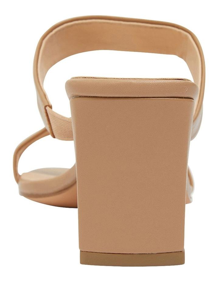 Hepburn Camel Glove Sandal image 5
