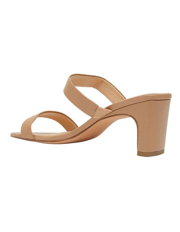Hepburn Camel Glove Sandal image 7