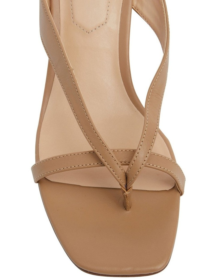 Madrid Camel Glove Sandal image 6