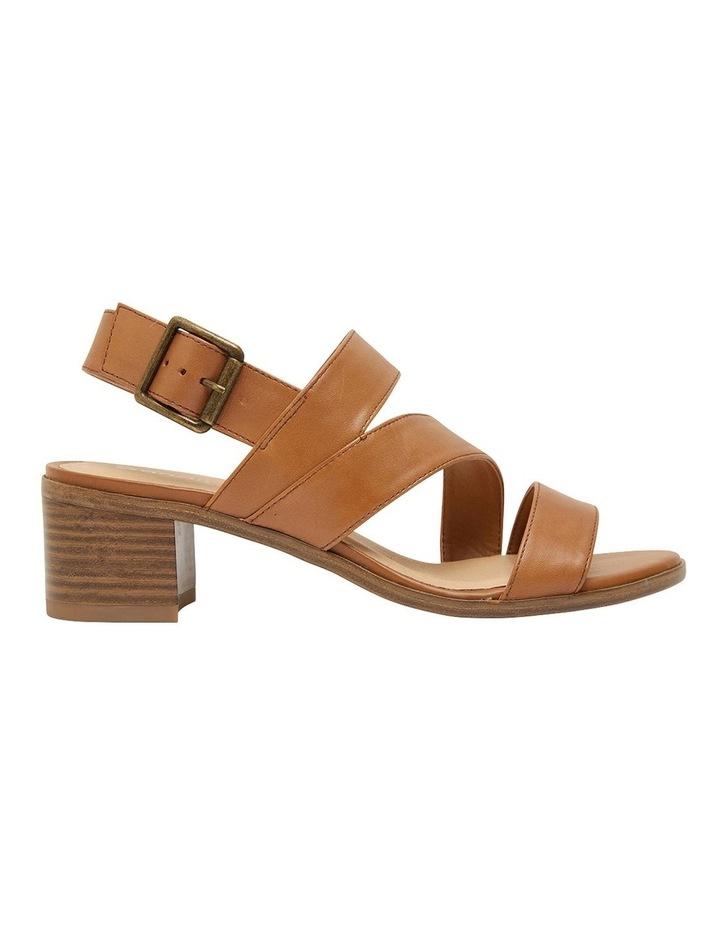 Pasadena Tan Glove Sandal image 1