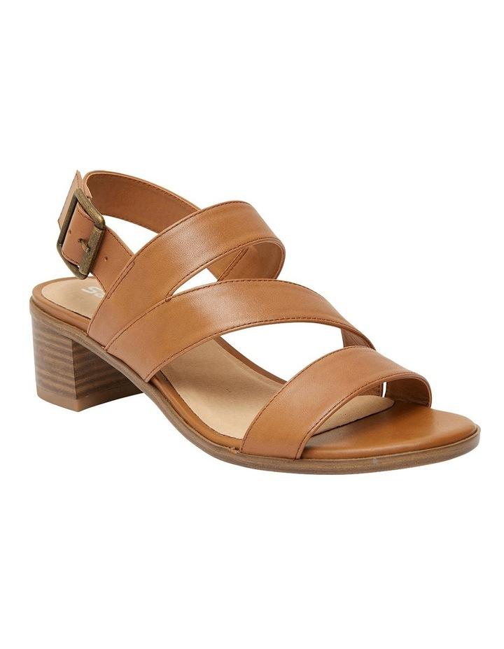 Pasadena Tan Glove Sandal image 2