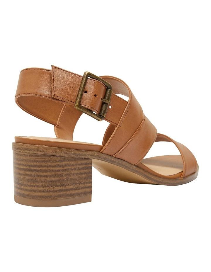 Pasadena Tan Glove Sandal image 4