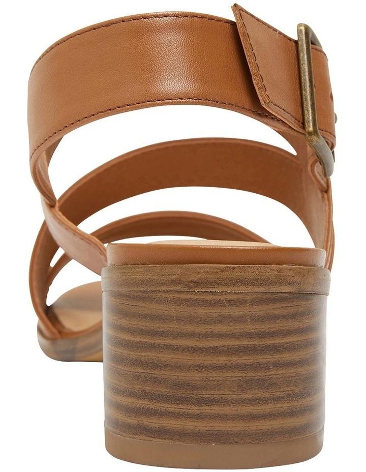 Pasadena Tan Glove Sandal image 5