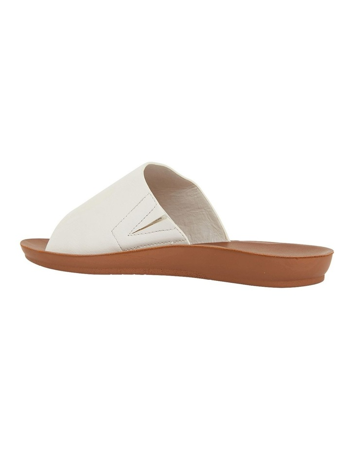 Glow White Smooth Sandals image 7