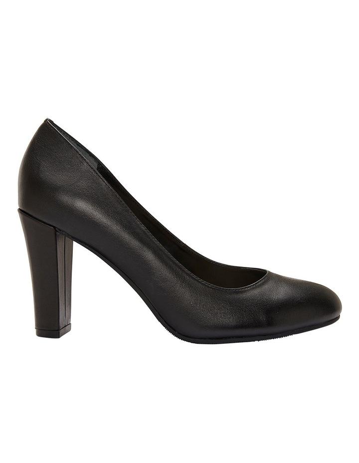 f151b32f0b1 Alibi Black Glove Heeled Shoes image 1