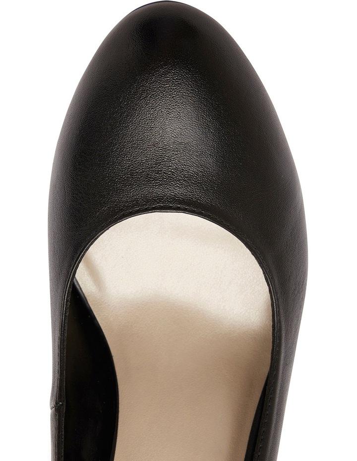 9e76619b690 Alibi Black Glove Heeled Shoes image 4