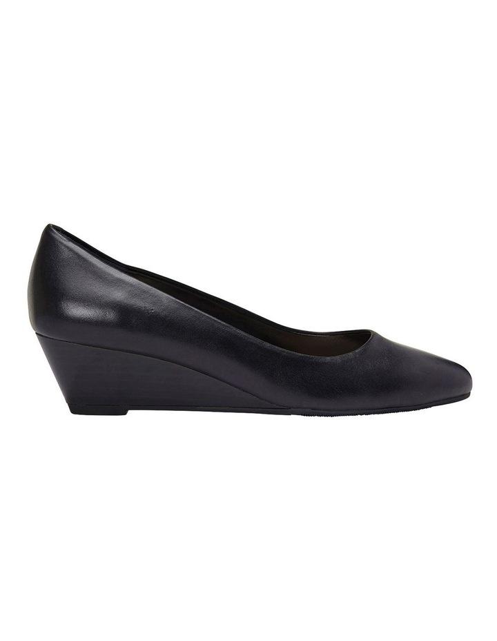 Henry Black Glove Heeled Shoes image 1