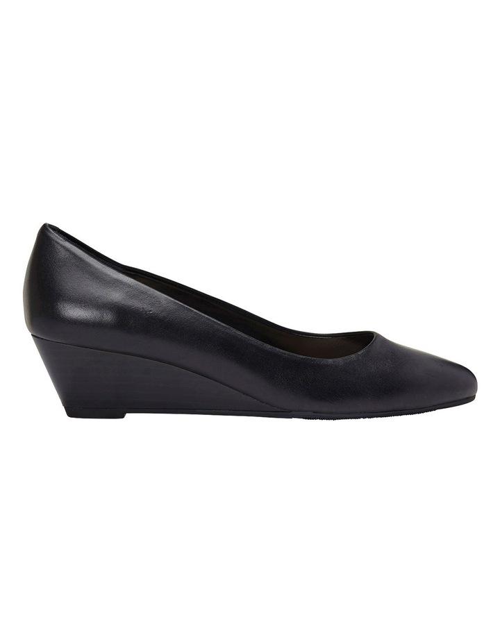 Henry Black Glove Heeled Shoes image 2
