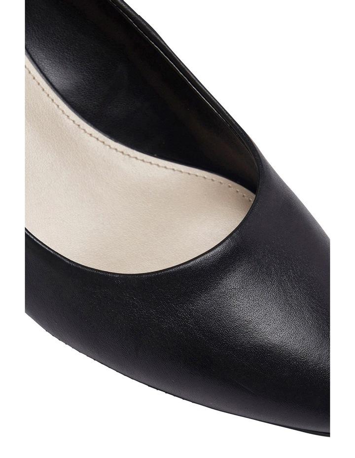 Henry Black Glove Heeled Shoes image 6