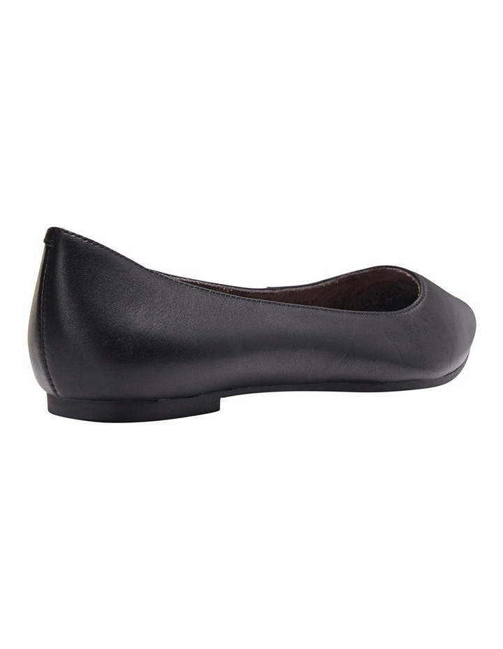 d1792896dfea Lucia Black Glove Flat Shoes image 8