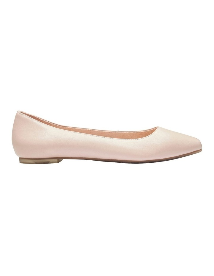 Lucia Blush Glove Flat Shoes image 1