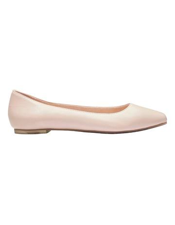 c493f5f3ceb Sandler Lucia Blush Glove Flat Shoes