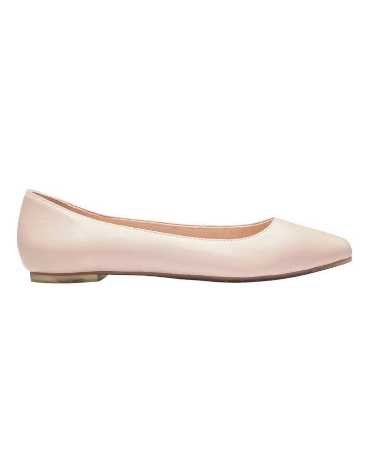 Lucia Blush Glove Flat Shoes image 2