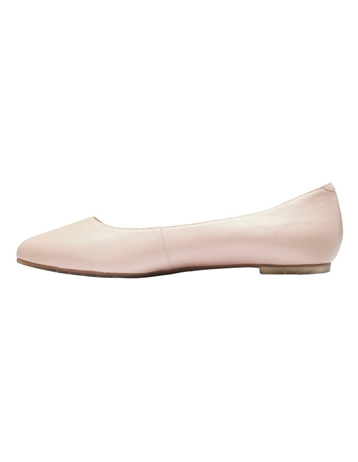 Lucia Blush Glove Flat Shoes image 6