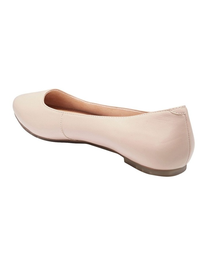 Lucia Blush Glove Flat Shoes image 7