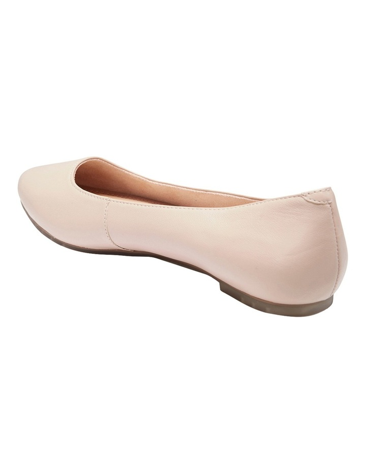 Lucia Blush Glove Flat Shoes image 8