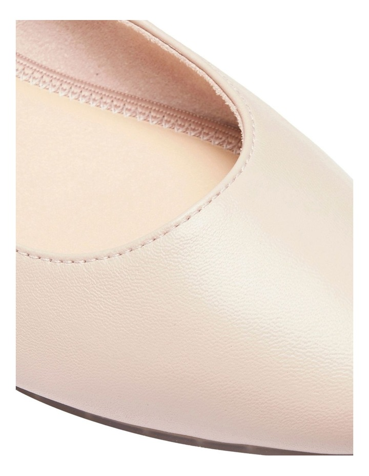 Lucia Blush Glove Flat Shoes image 12