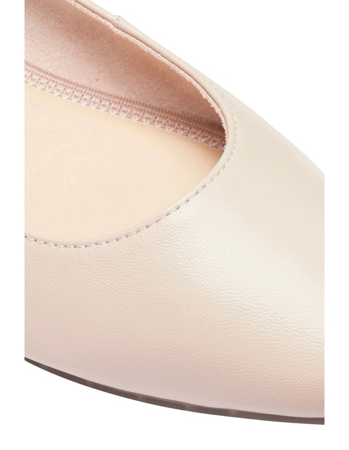 Lucia Blush Glove Flat Shoes image 11