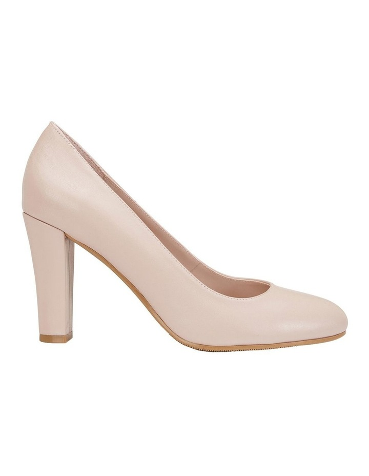 Alibi Blush Glove Heeled Shoes image 1