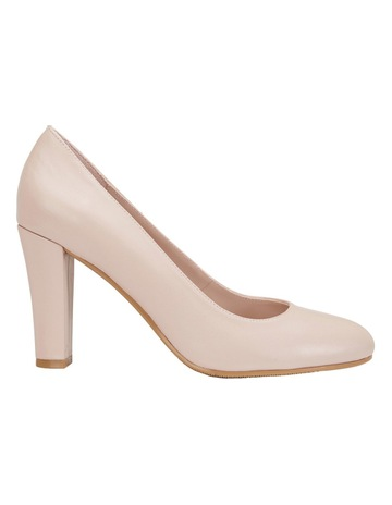 136000ad6d1e Sandler Alibi Blush Glove Heeled Shoes