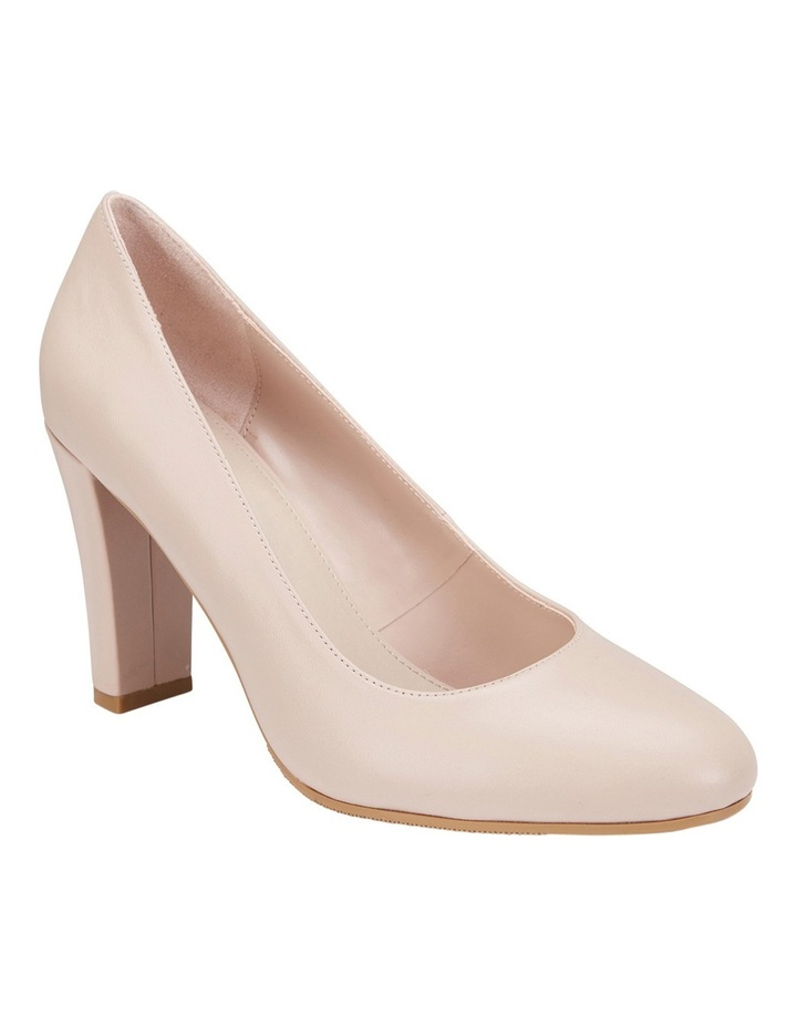 Alibi Blush Glove Heeled Shoes image 4
