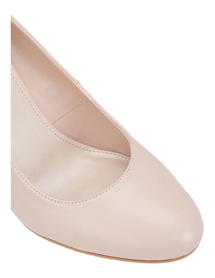 Alibi Blush Glove Heeled Shoes image 5
