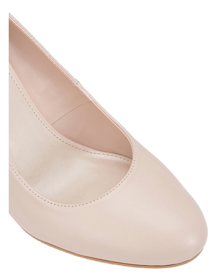 Alibi Blush Glove Heeled Shoes image 6