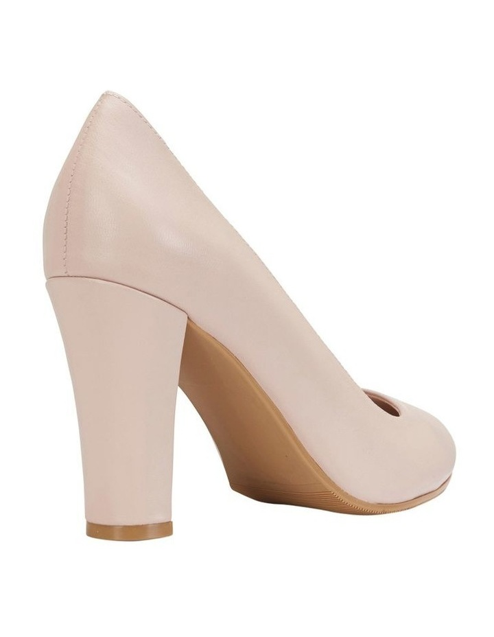 Alibi Blush Glove Heeled Shoes image 7