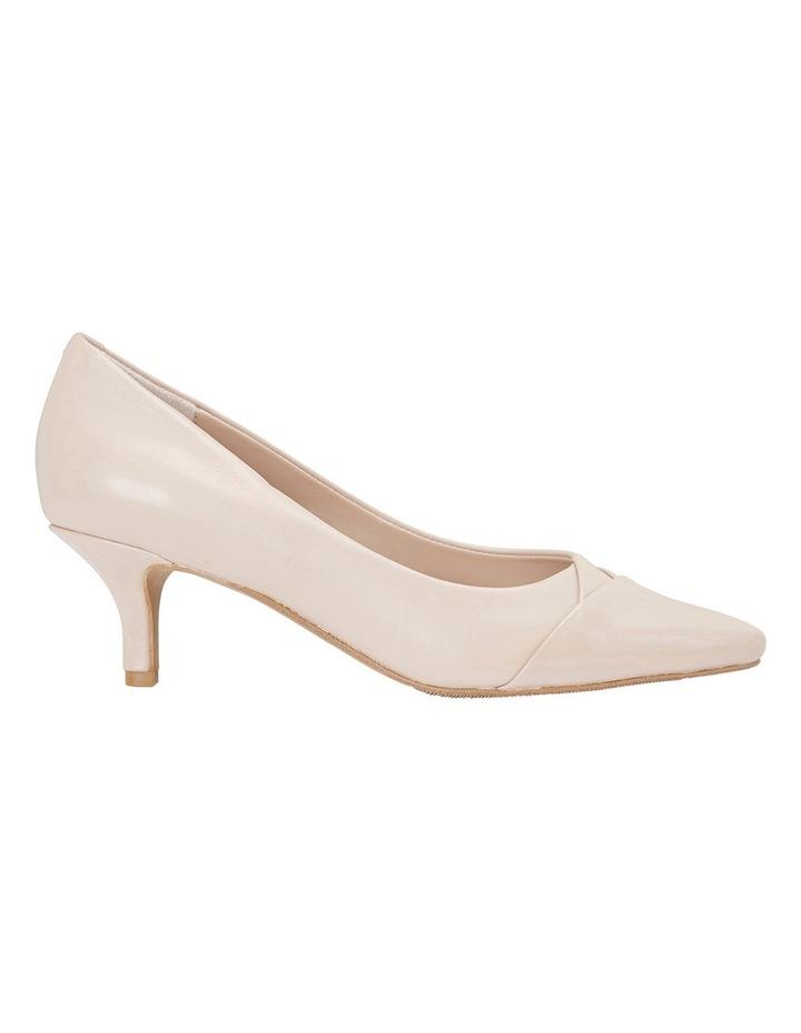 Newport Nude Snake/Glove Heeled Shoes image 1