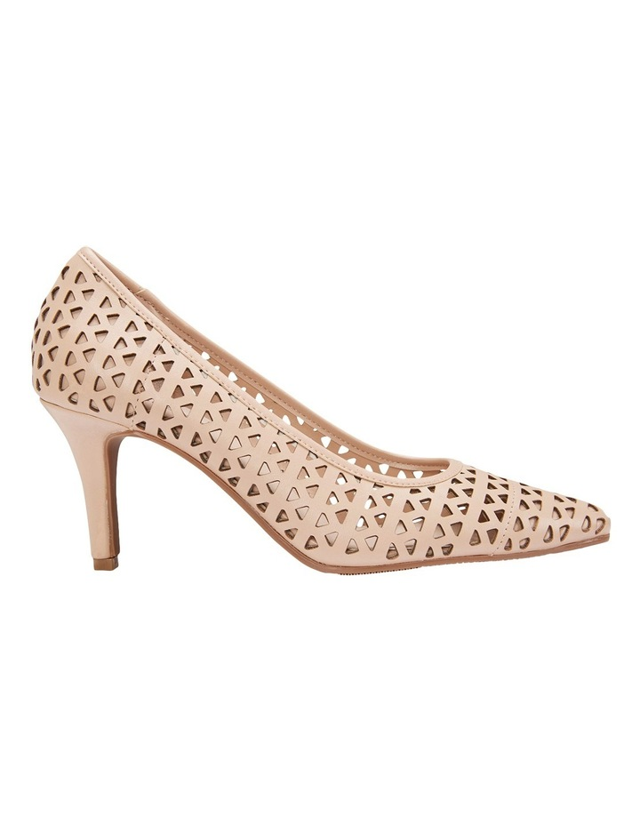 Melrose Nude Glove Heeled Shoes image 1