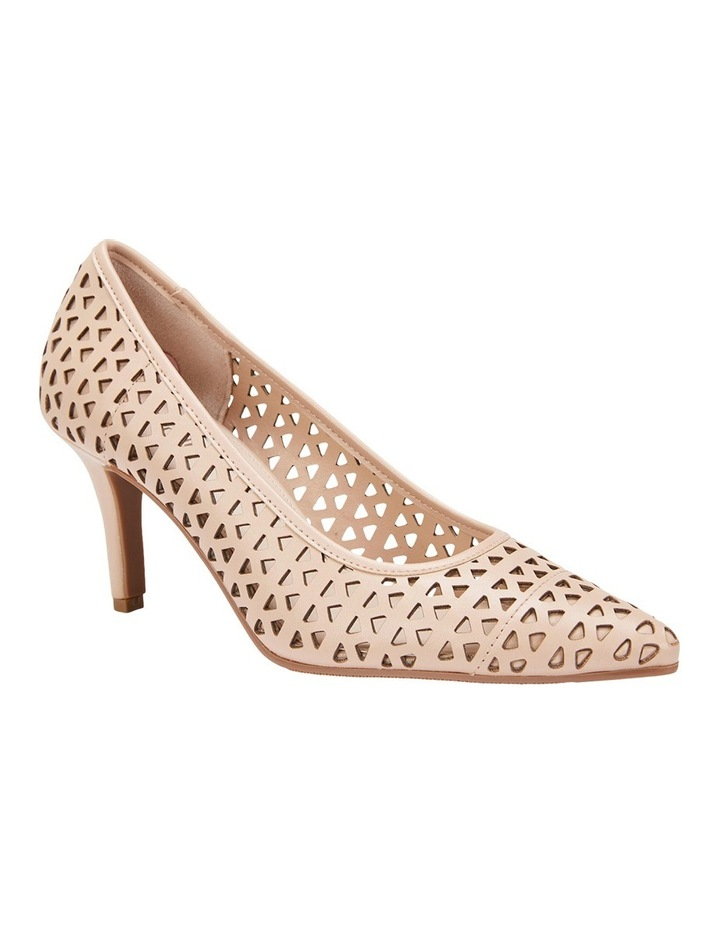 Melrose Nude Glove Heeled Shoes image 2