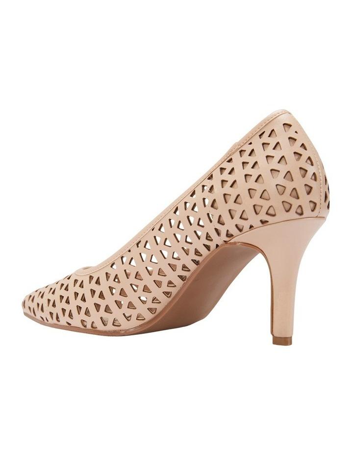 Melrose Nude Glove Heeled Shoes image 3