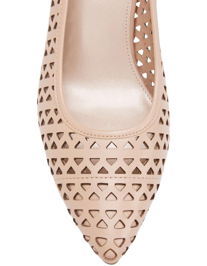 Melrose Nude Glove Heeled Shoes image 4
