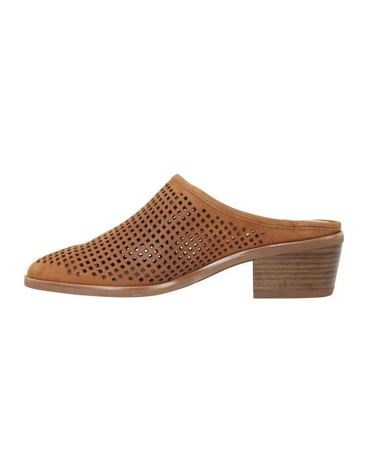 Mystic Tan Nubuck Heeled Shoes image 3