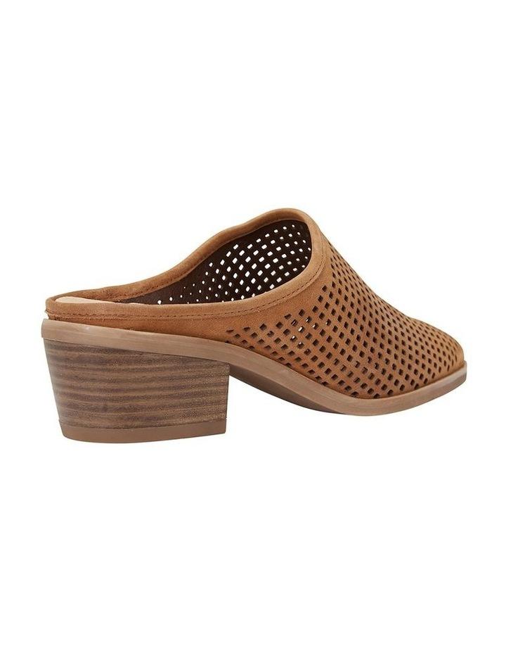 Mystic Tan Nubuck Heeled Shoes image 4