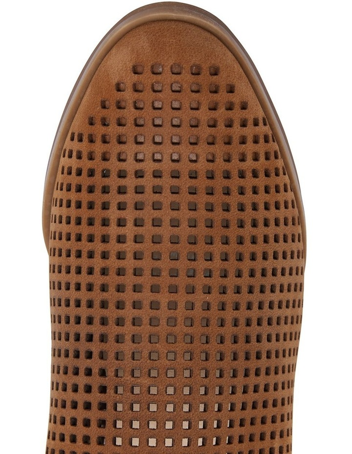 Mystic Tan Nubuck Heeled Shoes image 7