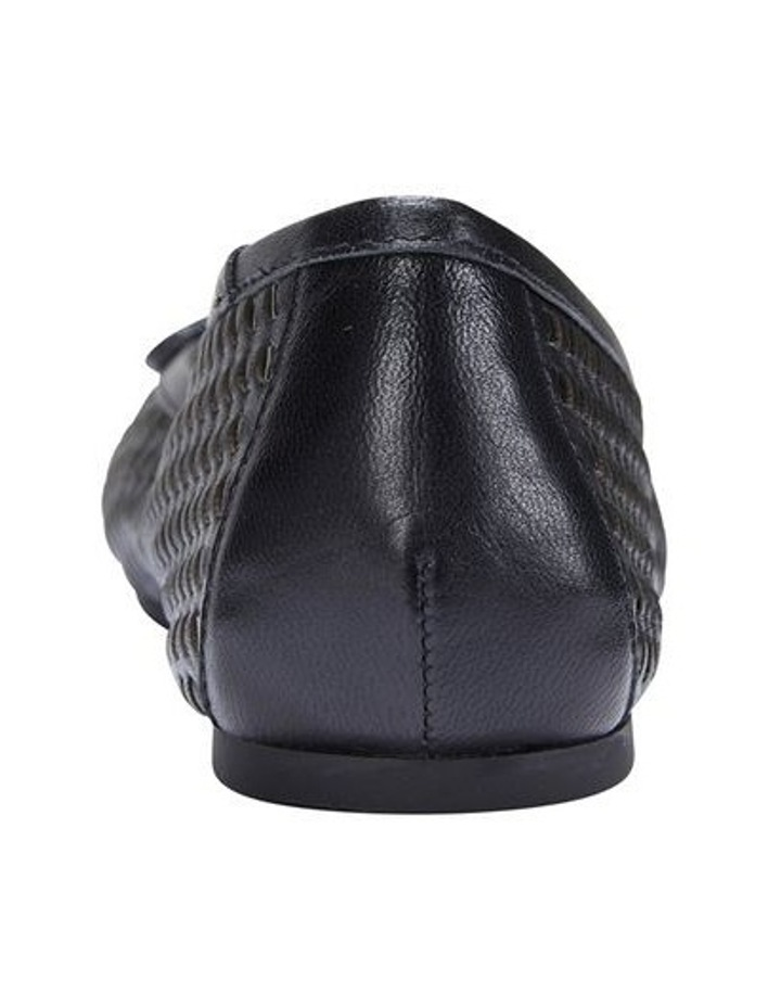 Sandler Gable Black Glove Ballet Pump image 5