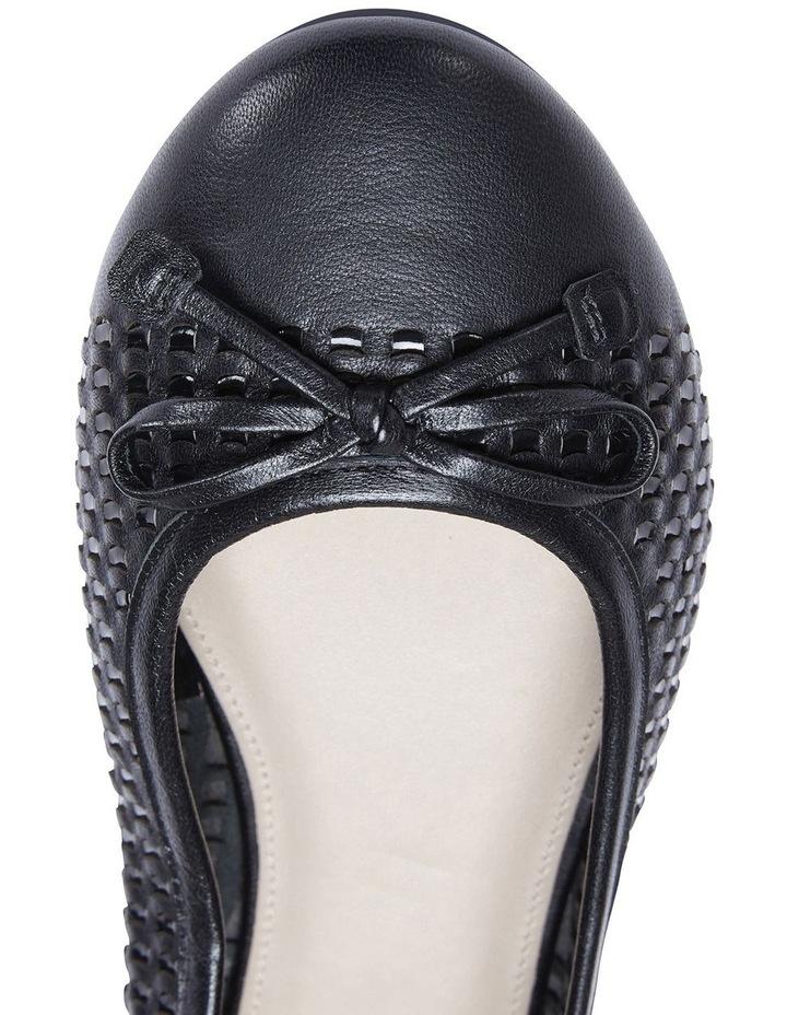 Sandler Gable Black Glove Ballet Pump image 7