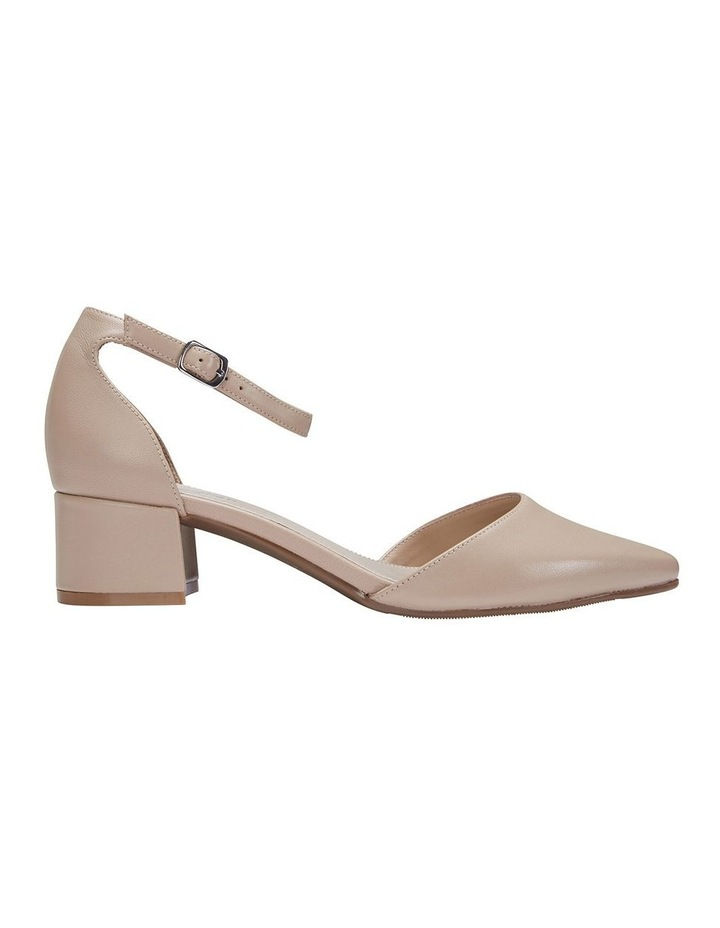 Dash Nude Glove Heeled Shoes image 1