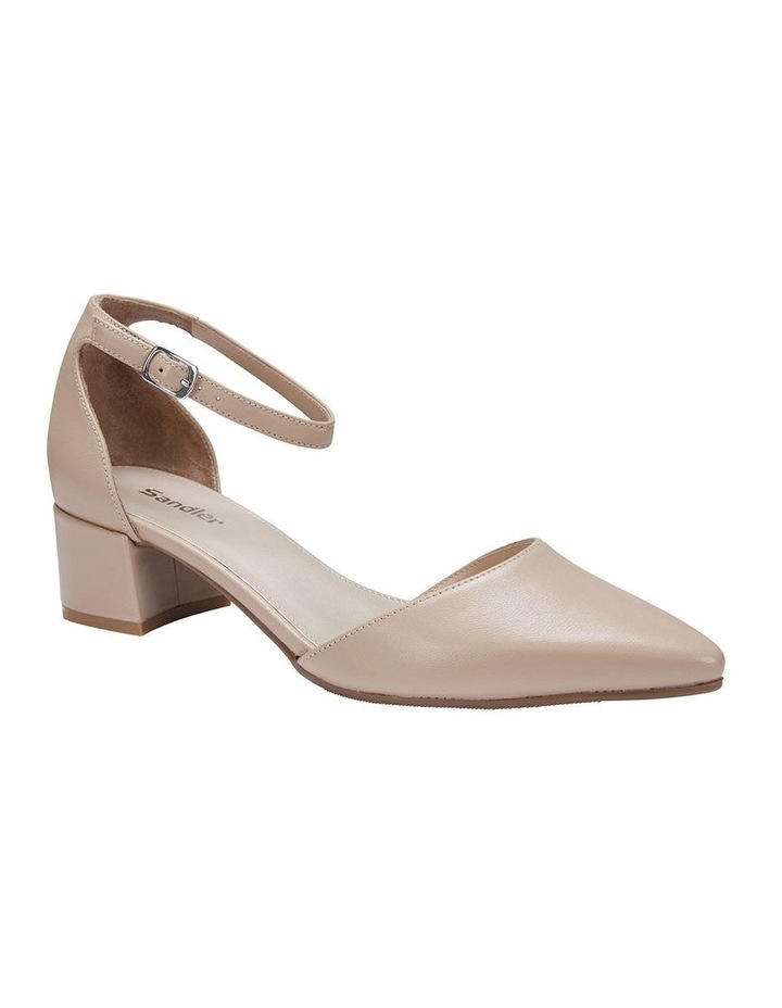 Dash Nude Glove Heeled Shoes image 2