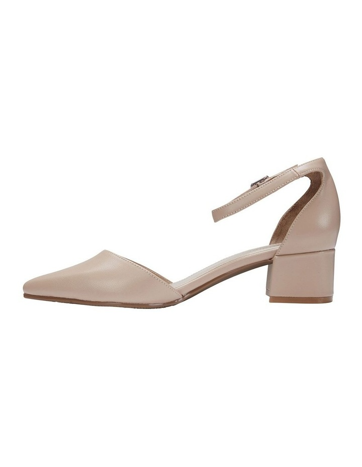 Dash Nude Glove Heeled Shoes image 3