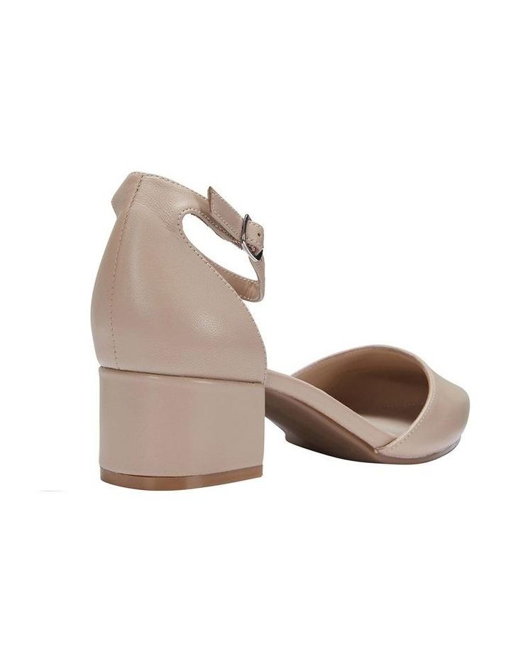 Dash Nude Glove Heeled Shoes image 4