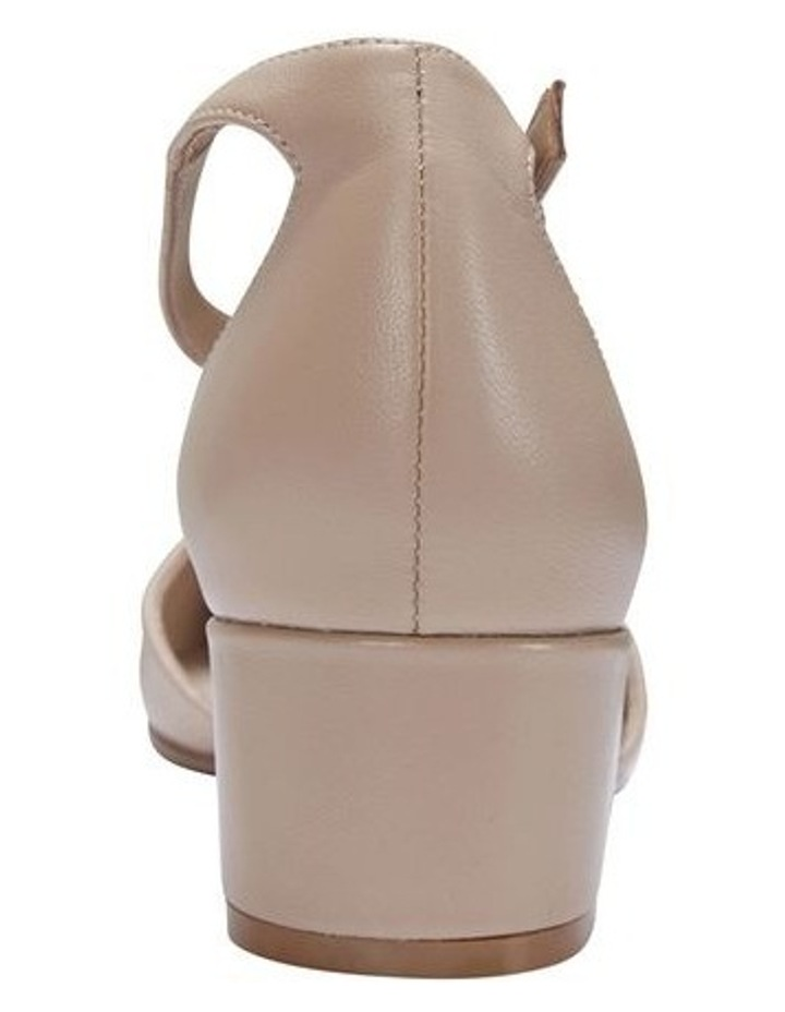 Dash Nude Glove Heeled Shoes image 5