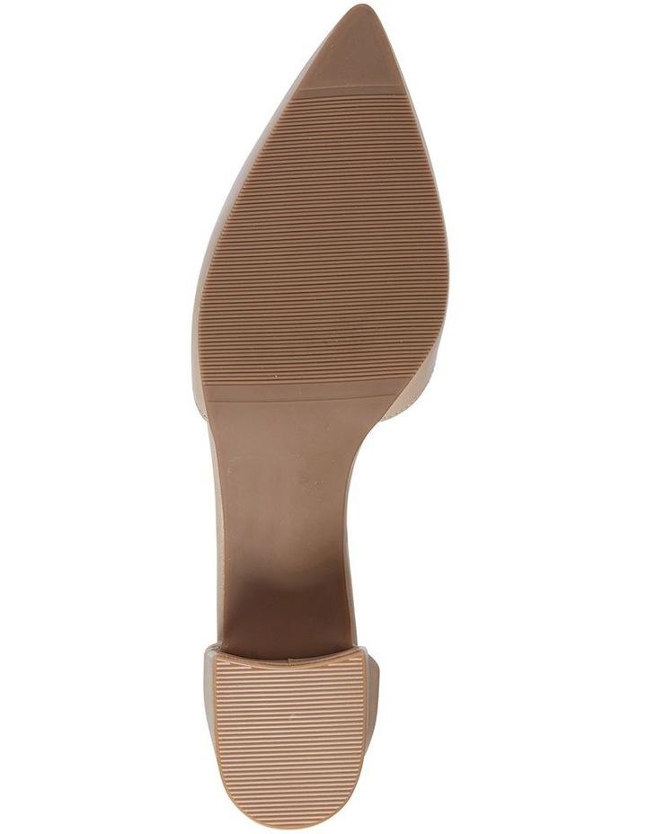Dash Nude Glove Heeled Shoes image 6