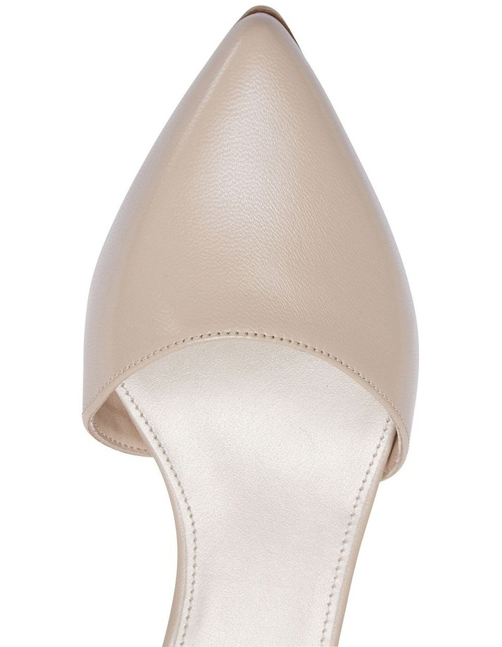 Dash Nude Glove Heeled Shoes image 7