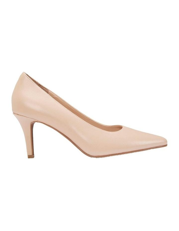 Milan Nude Glove Heeled Shoe image 1
