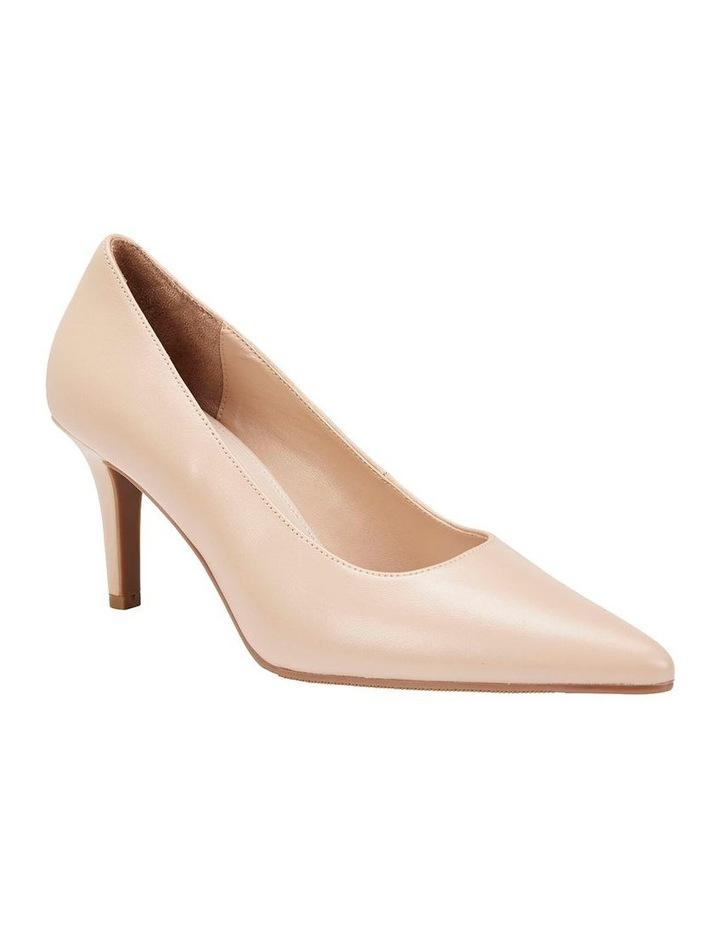 Milan Nude Glove Heeled Shoe image 2