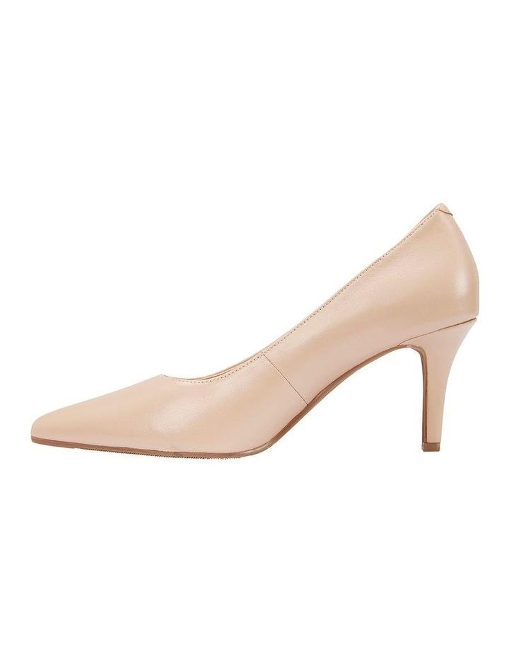 Milan Nude Glove Heeled Shoe image 3