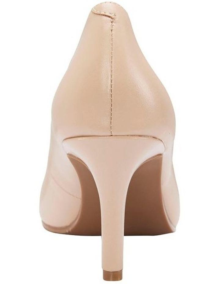 Milan Nude Glove Heeled Shoe image 5